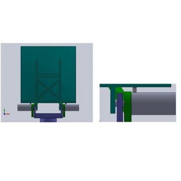 طراحی اجزای مکانیزمی سامانه ADS
