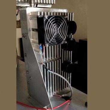 طراحی مکانیکی و ساخت باکس PA رادار هواشناسی