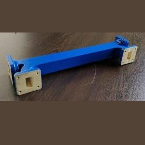 طراحی مکانیکی و ساخت Bethehole Coupler باند Ku