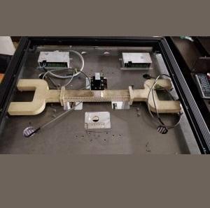 طراحی مکانیکی و ساخت 2to1 Combiner رادار هواشناسی