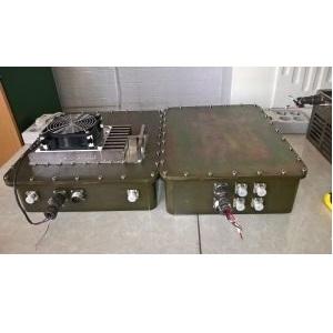 طراحی مکانیکی و ساخت ماژول های گیرنده و فرستنده زمینی باند Ku