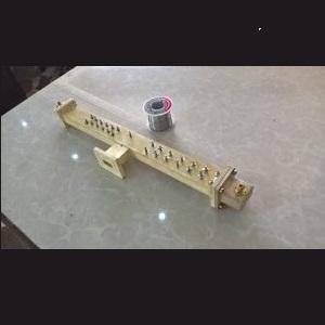 طراحی مکانیکی و ساخت دیپلکسر و موجبر باند Ku