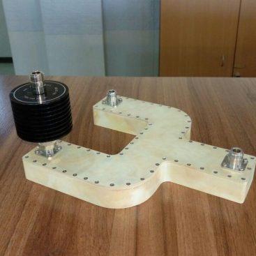 طراحی مکانیکی و ساخت Devider رادار هواشناسی
