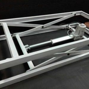 جک بالابر الکتریکی برای نمایشگاه های موتور سیکلت و تنظیم ارتفاع تخت خواب