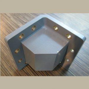 خم موجبری ۹۰ درجه 4x4 باند C
